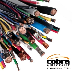 Cobra Marine Triplex Electrical Cable - Flat