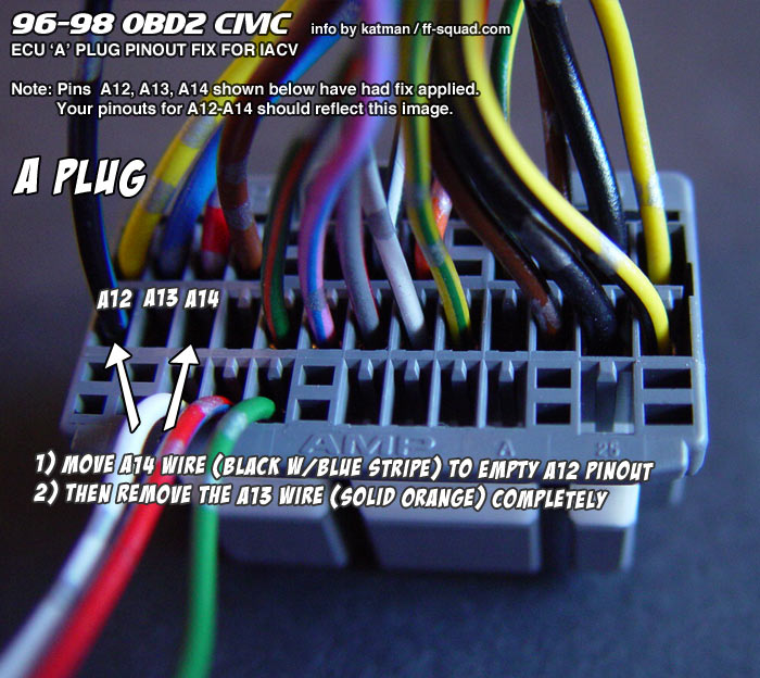 3 Wire to 2 Wire IACV Conversion for 96-98 Civic– HA MotorsportsHA Motorsports