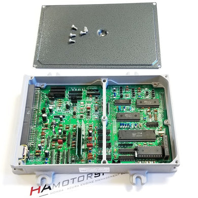 Chipped OBD1 P28 VTEC ECU with Custom Basemap Chip Package - HA Motorsports