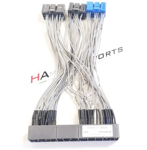 OBD2A to OBD2B ECU Jumper Harness - Manual Transmission - HA Motorsports