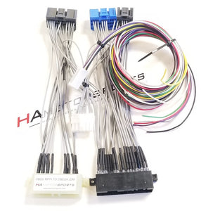 OBD0 MPFI to OBD2A ECU Jumper Harness - Manual Transmission - HA Motorsports