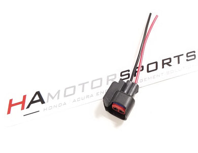 Pigtail Connector for USCAR / Injector Dynamics ID725, ID1000, ID1050x, ID1300x, ID1700x Injectors - HA Motorsports