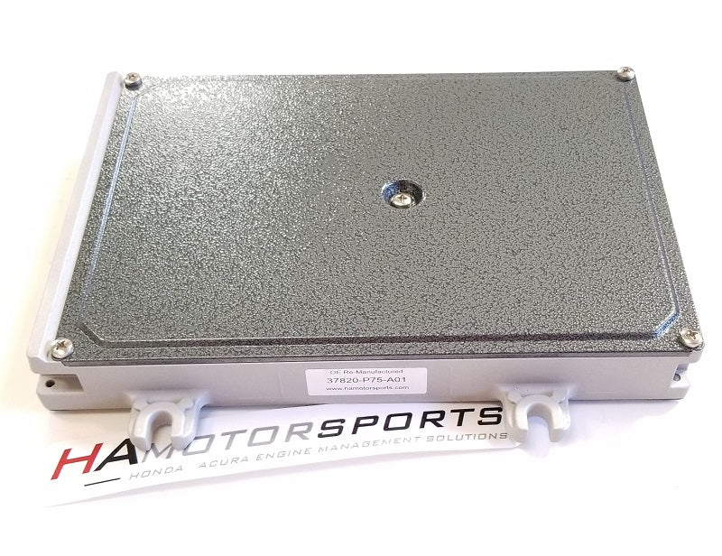 37820-P75-A01 OE-Spec Remanufactured ECU - HA Motorsports