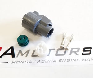 ECT / IAT / FAN SW / P-STEER / Sensor Connector Kit - HA Motorsports