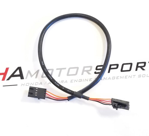 Replacement 4 pin cable for Moates Demon V1 or Moates Hulog - HA Motorsports