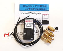 Load image into Gallery viewer, Hondata 4 Port Boost Control Solenoid - HA Motorsports