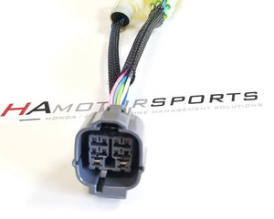 HA Motorsports OBD0 MPFI to OBD2 10-Pin Distributor Adapter - HA Motorsports