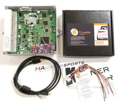 KTuner Revision 1 / 04-06 Acura TSX ECU Package - HA Motorsports