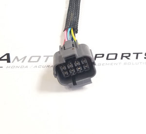 HA Motorsports OBD2 10-Pin to OBD2 8-Pin Distributor Adapter - HA Motorsports
