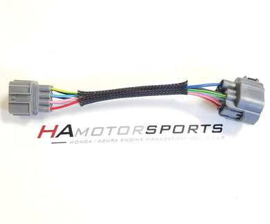 HA Motorsports OBD2 8-Pin to OBD2 10-Pin Distributor Adapter - HA Motorsports