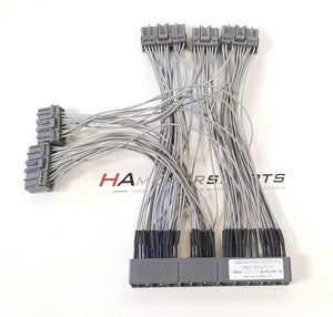 96-98 OBD2A Civic Auto to OBD1 Auto ECU /  TCU Harness - HA Motorsports