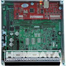 Load image into Gallery viewer, Clear ECU Cover for K Series ECU's with Hondata Logo - HA Motorsports
