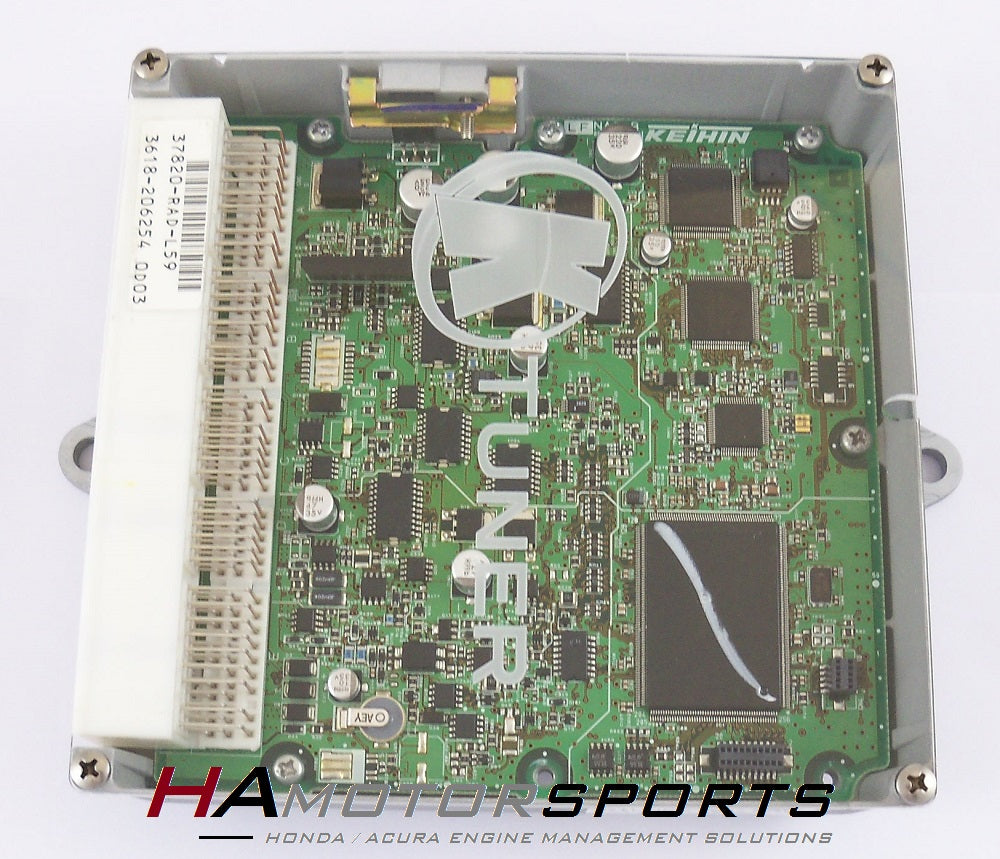 HA Motorsports KTuner Ready 06-07 Accord RAD ECU - HA Motorsports