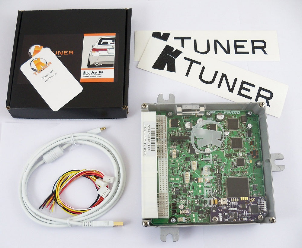 KTuner Revision 1 / 05-06 RSX Type-S PRB ECU Package - HA Motorsports