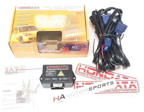Hondata CPR Coil Pack Retrofit Kit - HA Motorsports