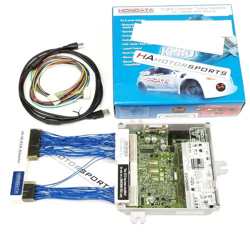Hondata Kpro4 / 03-06 Honda Element M/T ECU Package - HA Motorsports