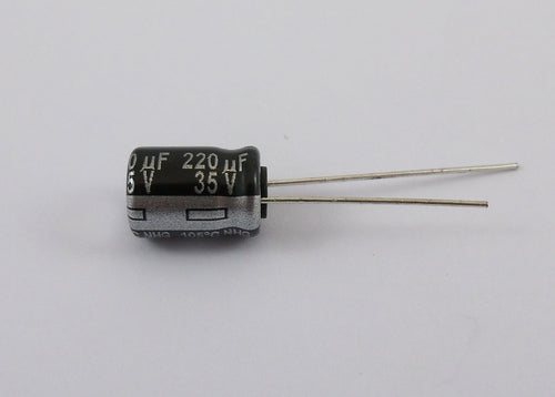 Replacement 220uf 35v Main Capacitor for 'C14' Location - HA Motorsports