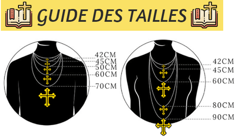collier dimensions