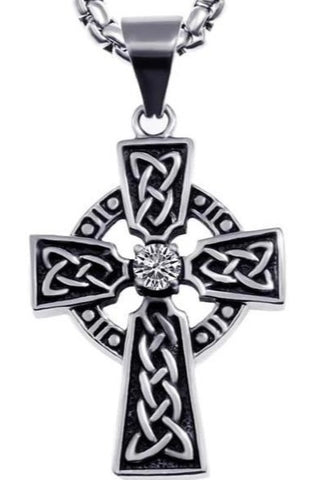 COLLIER CROIX CELTIQUE