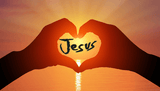 I LOVE JESUS CHRIST