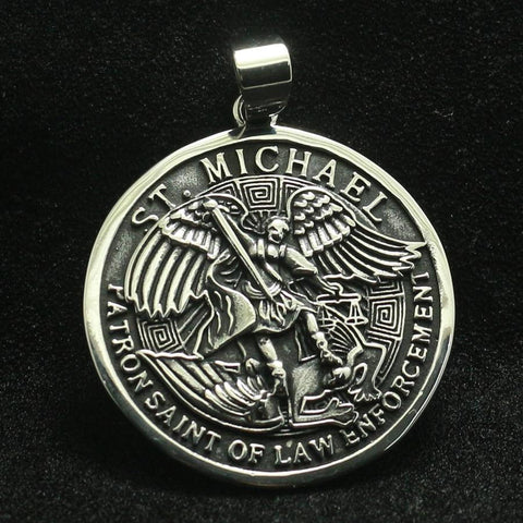 Médaille Saint Michel Archange Original