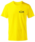 T-SHIRT POISSON ICHTHUS
