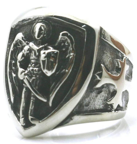 bague-religieuse-saint-michel-archange