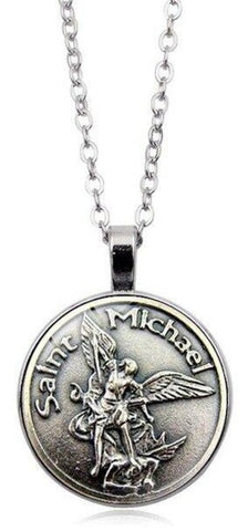 medaille-religieuse-collier-st-michel-archange