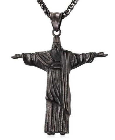 Collier Bresil Christ