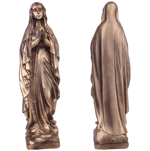 statue-religieuse-vierge-marie-silicone-or-jaune