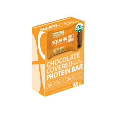 Chocolate Coated Peanut Butter (4-Pack)