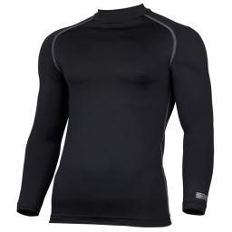 AWC Football Academy Base Layer Top Black