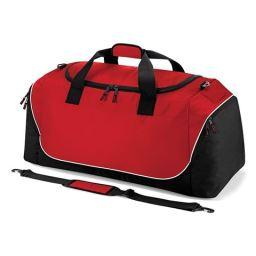 AWC Football Academy Sports Bag Black/Red