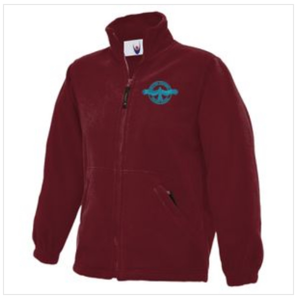 Drayton Primary School Fleece (UC603Maroon)