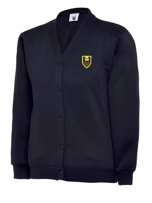 Sunningwell Primary School Cardigan (UC207Navy)