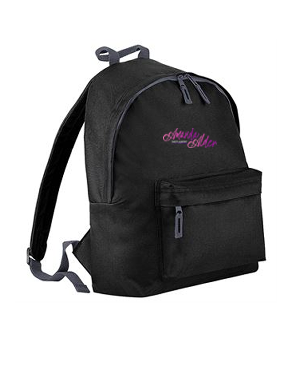 Backpack (B125J Black) - AADA