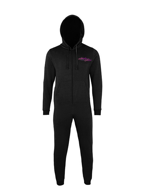 All in One Onesie - Adult (CC001Black) - AADA