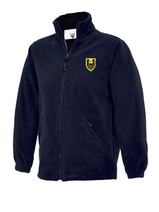 Sunningwell Primary School Full Zip Micro Fleece Jacket (UC603Navy)