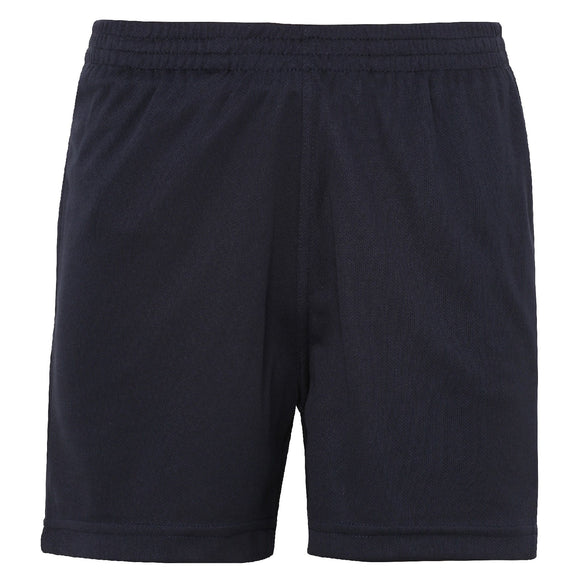 School Coolmax Shorts (JC80JNavy)
