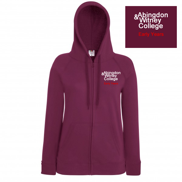AWC Light Weight Unisex Early Years Hoodie (SS922)