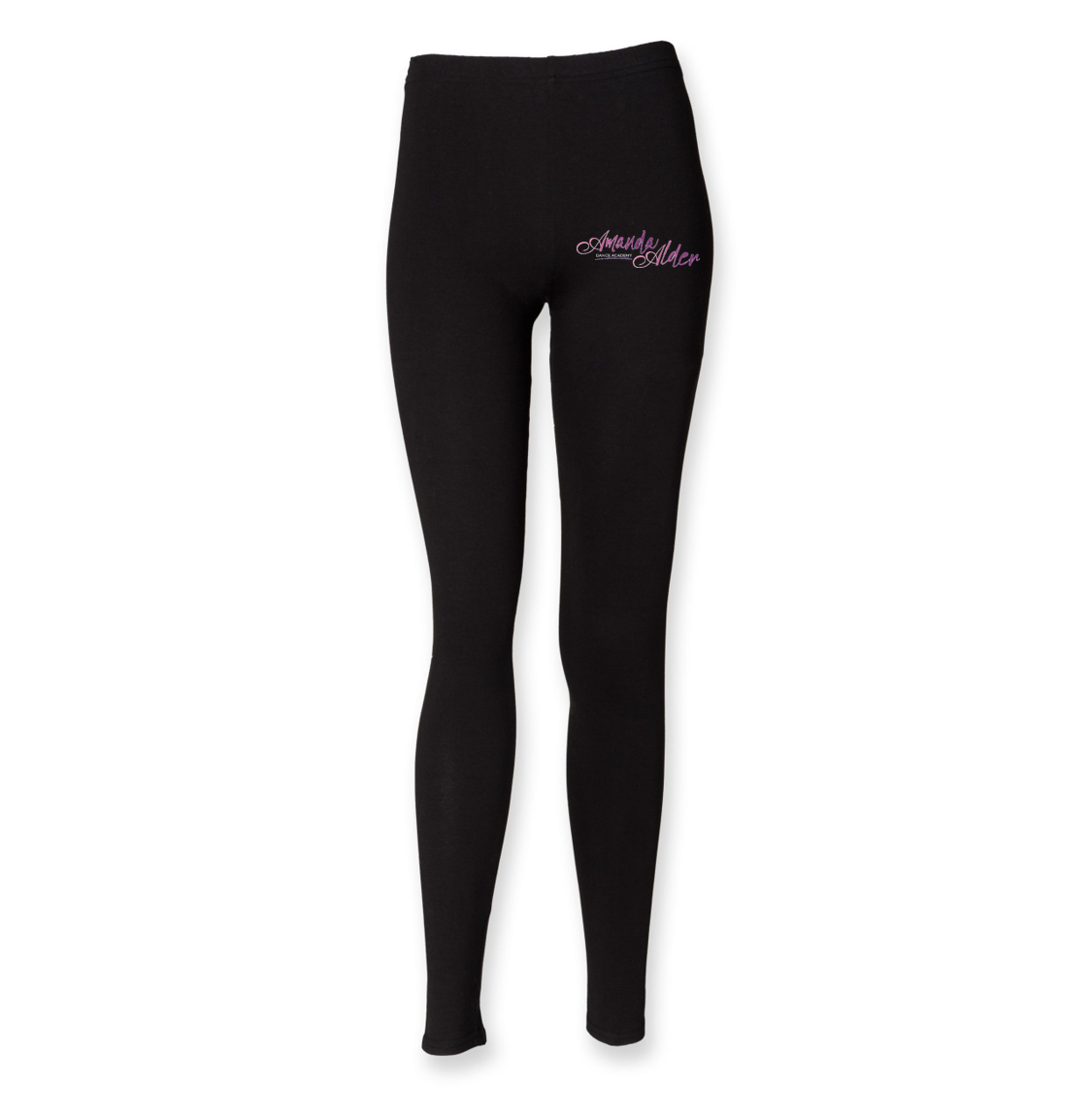 Leggins - Children's (SM064Blk) - AADA
