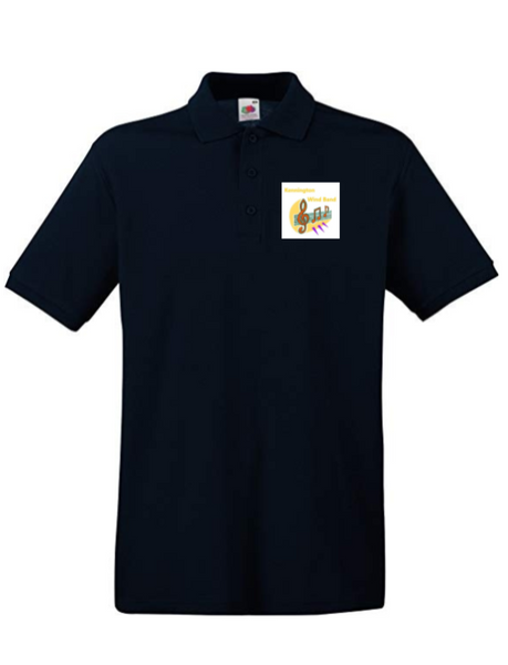 Kennington Wind Band - Children's Polo Shirt (SS417Navy)