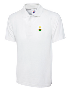 Sunningwell Primary School WhitePolo Shirt (UC103White)