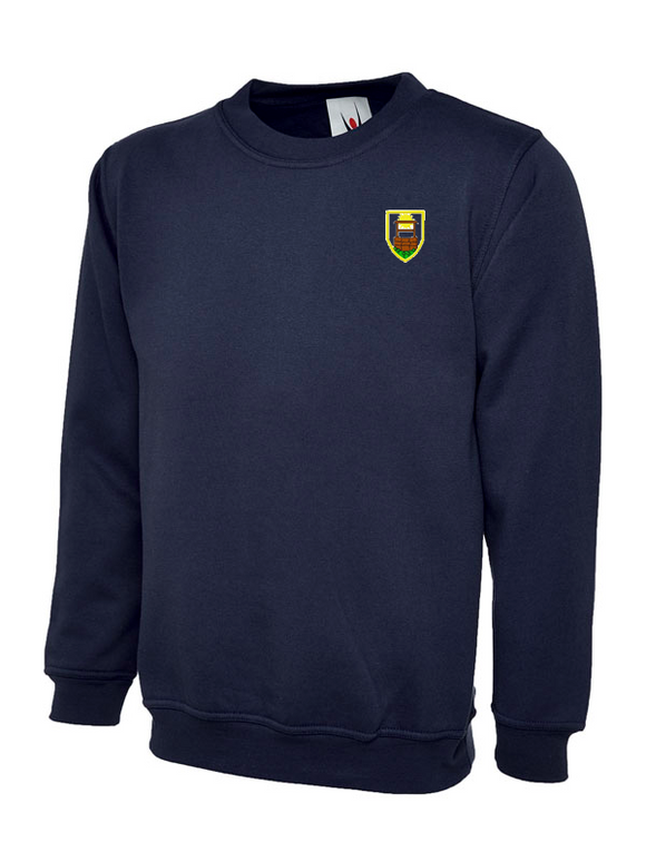 Sunningwell Primary School Sweatshirt (UC202Navy)