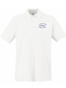 Thomas Reade White Polo Shirt (UC103White)
