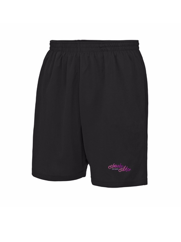 AADA - Kids Cool Shorts (JC80J Black)