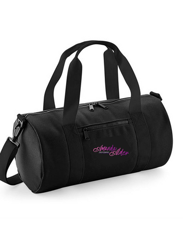 AADA - Barrel Bag (B140S Black)