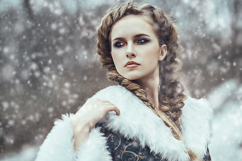 How to add Snow to your images...
