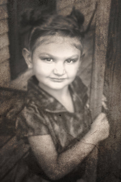 Collodion Wet Plate - Overlays and Action for Adobe Photoshop