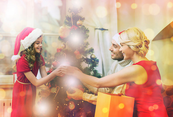 Christmas Flare - Actions for Photoshop